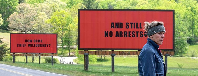 Three Billboards Outside Hibbing